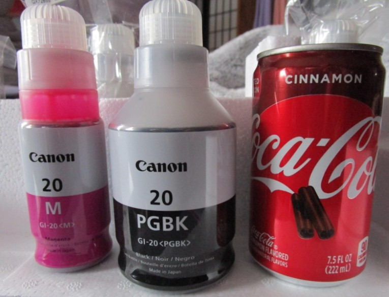 Consumables and Print Cost