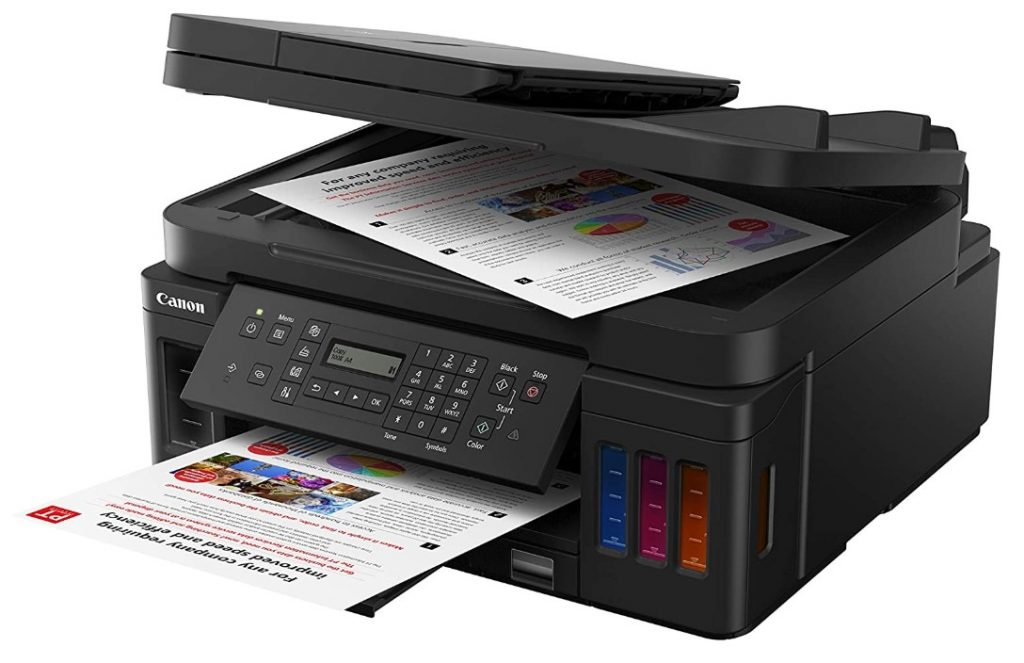Multipurpose Printer You Can Count On