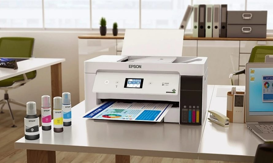 Epson EcoTank ET-15000 Review: Pros and Cons