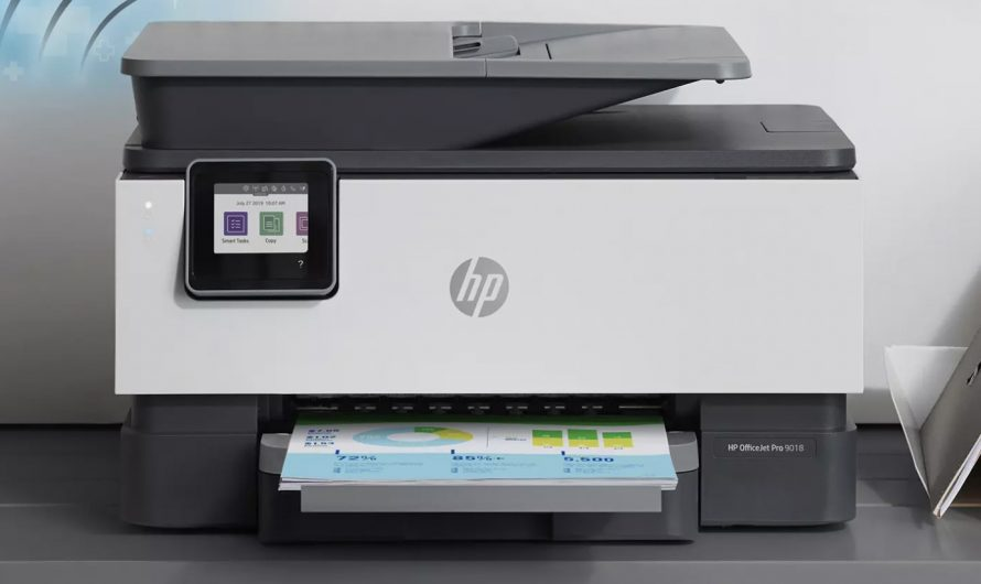 HP OfficeJet Pro 9018 Review: Pros and Cons