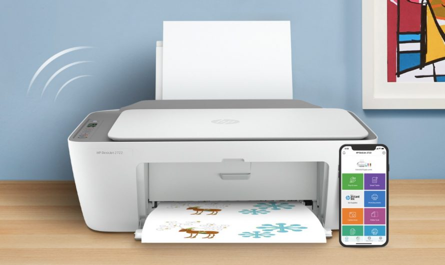 HP DeskJet 2722 Review: Pros and Cons